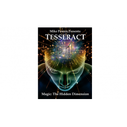 TESSERACT by Mike Powers - Book wwww.magiedirecte.com