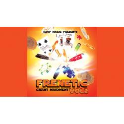 Frenetic Vol 2 de Grant Maidment & RSVP Magic wwww.magiedirecte.com