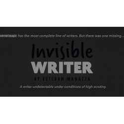 Invisible Writer (Grease Lead) - Vernet - wwww.magiedirecte.com