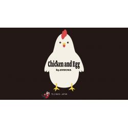 Chicken and Egg by Tejinaya Magic - Trick wwww.magiedirecte.com