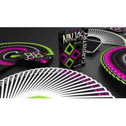 Cardistry Ninjas Remix by De'vo wwww.magiedirecte.com