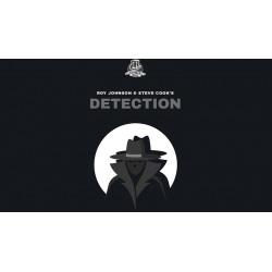 Detection by Roy Johnson, Steve Cook  and Kaymar Magic - Trick wwww.magiedirecte.com