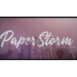 PAPERSTORM_RED wwww.magiedirecte.com