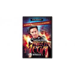Super Mega Card Miracles de Cameron Francis wwww.magiedirecte.com