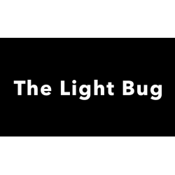 The Light Bug RED - 2 Pack (Gimmicks and Online Instructions) by Guillaume Donzeau - Trick wwww.magiedirecte.com