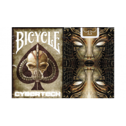 Gilded Limited Edition Bicycle Cybertech wwww.magiedirecte.com