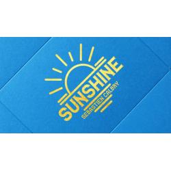 SUNSHINE - Sebastien Calbry  - Tour de magie wwww.magiedirecte.com