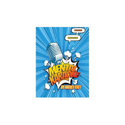 Vortex Magic Presents Mental Karaoke (Gimmicks and Online Instructions) by Harvey Raft - Trick wwww.magiedirecte.com