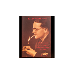 The Davenport Story Volume 3 The Life and Times of a Magic Family 1939-2010 by Fergus Roy - Book wwww.magiedirecte.com