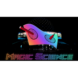 MAGIC SCIENCE by Hugo Valenzuela (Gimmick and Online Instructions) - Trick wwww.magiedirecte.com