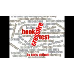 Crossfire Book Test by Chris Philpott - Trick wwww.magiedirecte.com