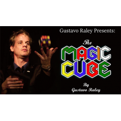 The Magic Cube (Gimmicks and Online Instructions) by Gustavo Raley - Trick wwww.magiedirecte.com
