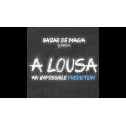 A Lousa (Extra Gimmicks) by Alejandro Muniz - Trick wwww.magiedirecte.com