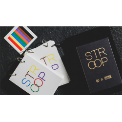 STROOP Magic Trick by Man & TCC - Trick wwww.magiedirecte.com