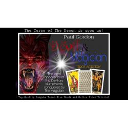 The Devil & the Magician by Paul Gordon - Tour de Magie wwww.magiedirecte.com