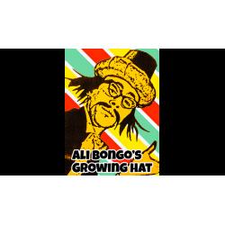 Ali Bongo's Growing Hat by David Charles and Alan Wong - Trick wwww.magiedirecte.com