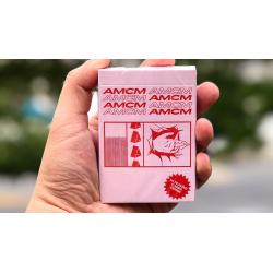 AMCM Logo Deck 2019 by Enigma Cards wwww.magiedirecte.com