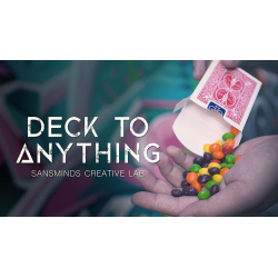 Deck To Anything de SansMinds wwww.magiedirecte.com