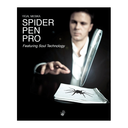Spider Pen Pro - Yigal Mesika - wwww.magiedirecte.com