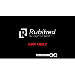 Rubiked (App Only) by Vincent Tarrit - Trick wwww.magiedirecte.com