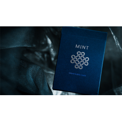 Mint 2 Playing Cards (Blueberry) wwww.magiedirecte.com