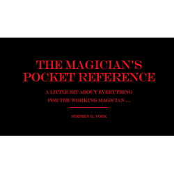 The Magician's Pocket Reference by Jorge Mena - Livre wwww.magiedirecte.com