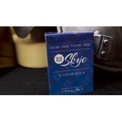 Blue Skye by UK Magic Studios and Victoria Skye wwww.magiedirecte.com