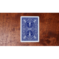 Bicycle ESP Cartes Bleues (25 Cartes) wwww.magiedirecte.com