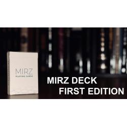 Limited Edition MIRZ Playing Cards wwww.magiedirecte.com