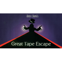 The Great Tape Escape by Tony Clark - Trick wwww.magiedirecte.com