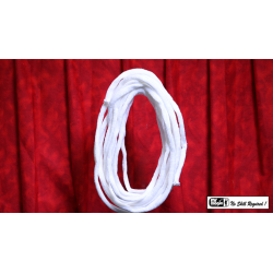 SUPER SOFT WOOL ROPE NO CORE 25 ft. (Extra-White) by Mr. Magic - Trick wwww.magiedirecte.com