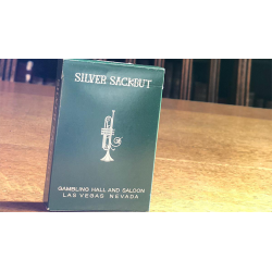 Limited Edition Silver Sackbut V2 (Emerald) wwww.magiedirecte.com