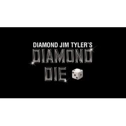 Diamond Die (5) by Diamond Jim Tyler - Trick wwww.magiedirecte.com
