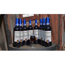Multiplying Wine Bottles (8/BLUE) by Tora Magic - Trick wwww.magiedirecte.com