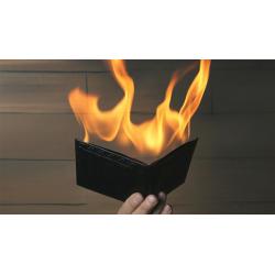 Fire Wallet de Tora Magic wwww.magiedirecte.com