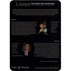 Loops Vol. 1 & Vol. 2 - Yigal Mesika & Finn Jon wwww.magiedirecte.com
