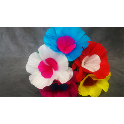 Blooming Bouquet (5 Blooms) by Tora Magic - Trick wwww.magiedirecte.com