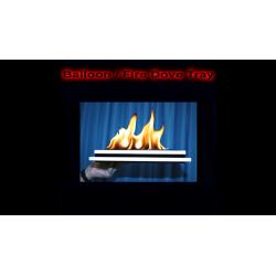 Balloon/Fire Dove Tray by Tora Magic -  Magie Directe wwww.magiedirecte.com