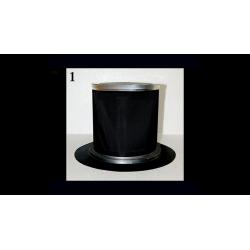 Automatic Hat to Bird Cage by Tora Magic - Trick wwww.magiedirecte.com