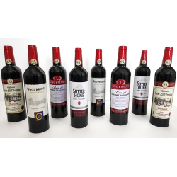 Luxury Multiplying Wine Bottles by Tora Magic wwww.magiedirecte.com