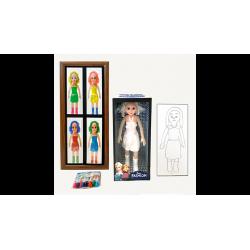 Selected Doll by Tora Magic - Trick wwww.magiedirecte.com