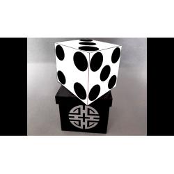 Dice and Silk (Zebra) - Tora Magic wwww.magiedirecte.com