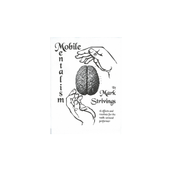 Mobile Mentalism by Mark Strivings wwww.magiedirecte.com