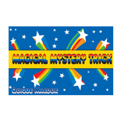 Magical Mystery Trick by Quique Marduk - Trick wwww.magiedirecte.com