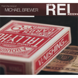Rel Change de Michael Brewer wwww.magiedirecte.com