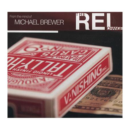 Rel Change de Michael Brewer wwww.magiedirecte.com