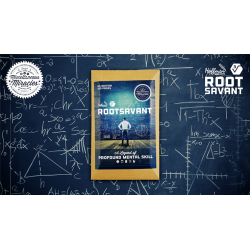 Rootsavant A6 (Gimmick and Online Instructions) by Phill Smith - Trick wwww.magiedirecte.com