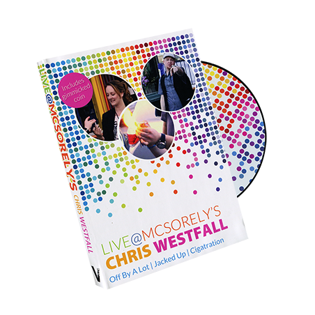 Live at McSorely's UK version de Chris Westfall wwww.magiedirecte.com