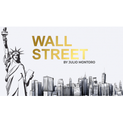 Wall Street by Julio Montoro and Gentlemen's Magic - Trick wwww.magiedirecte.com