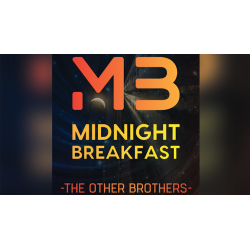 Midnight Breakfast (Gimmicks and Online Instructions) by The Other Brothers - Trick wwww.magiedirecte.com